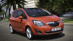 Opel Meriva Turbodiesel - Immagine: 12