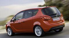 Opel Meriva Turbodiesel - Immagine: 13