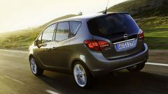 Opel Meriva Turbodiesel - Immagine: 19