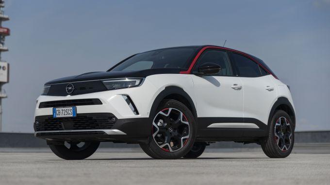 Opel Mokka 1.2 130 CV AT8 GS Line Pack 2021