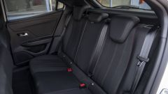 Opel Mokka 1.2 130 CV AT8 GS Line Pack: interni, abitacolo posteriore