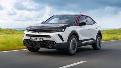 Opel Mokka 2021: allestimento GS Line