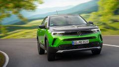 Opel Mokka 2021: il frontale della Ultimate