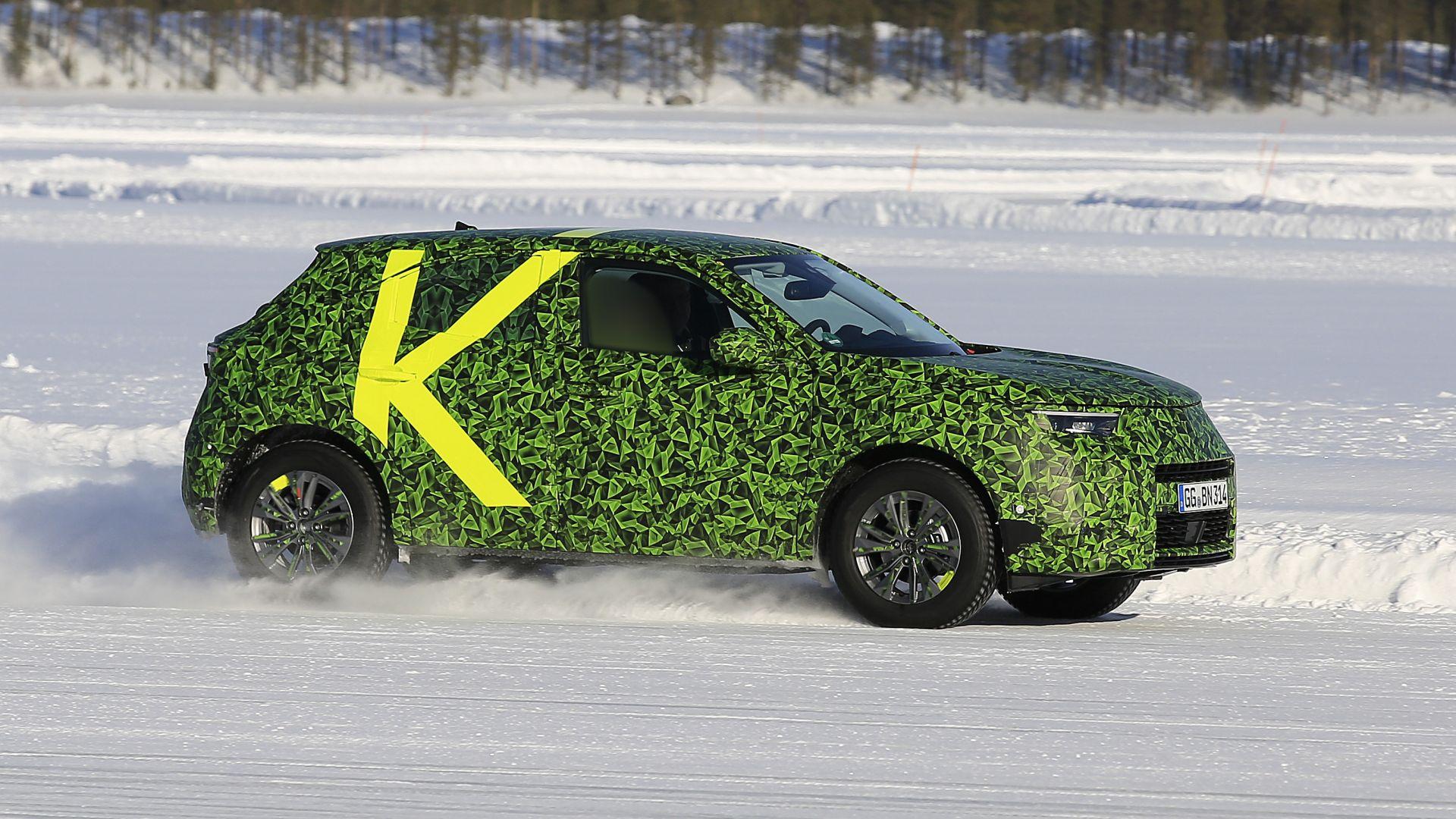 Nuova Opel Mokka 2021: le foto spia del suv compatto ...