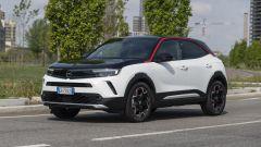 Opel Mokka 2021: 1.2 AT8 130 CV GS Pack: prova, pregi e difetti