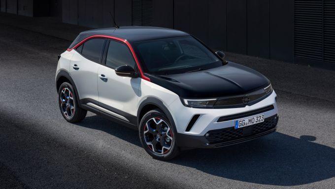 Opel Mokka 2021: l'allestimento GS Line