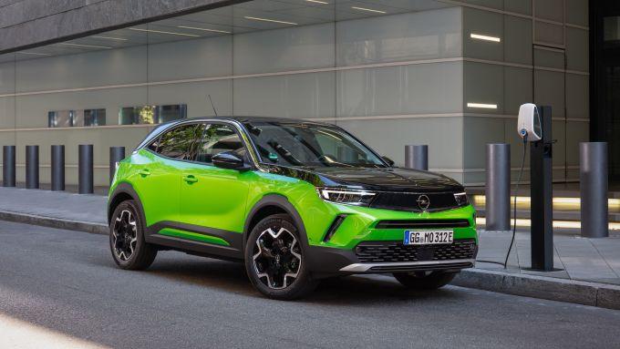 Opel Mokka 2021: l'allestimento Ultimate
