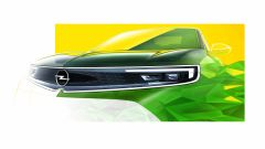 Opel Mokka: ecco come sarà la nuova griglia Vizor