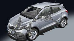 Opel Mokka GPL Tech - Immagine: 21