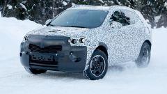 Opel Mokka X 2019, le prime foto spia