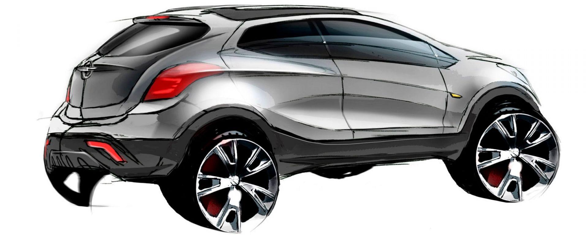 Image Result For Opel Mokka