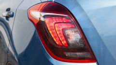 Opel Mokka X fanaleria posteriore