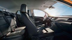 Opel MOKKA X: gli interni