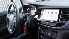Opel Mokka X GPL Tech, gli interni