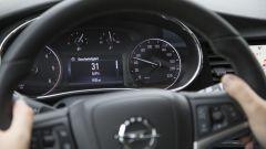 Opel MOKKA X: il cruscotto