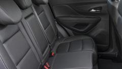Opel MOKKA X: la seduta posteriore