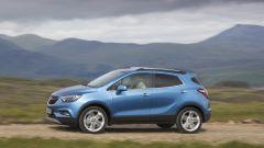 Opel Mokka X vista laterale