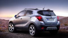 Opel Mokka, le nuove foto - Immagine: 20