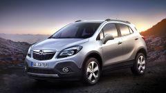 Opel Mokka, le nuove foto - Immagine: 18