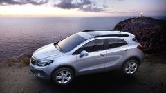 Opel Mokka, le nuove foto - Immagine: 19