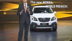 Opel Mokka, le nuove foto - Immagine: 17