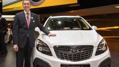Opel Mokka, le nuove foto - Immagine: 16