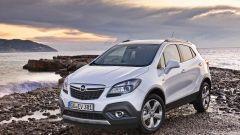 Opel Mokka, le nuove foto - Immagine: 12