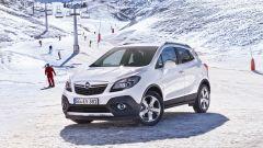 Opel Mokka, le nuove foto - Immagine: 7