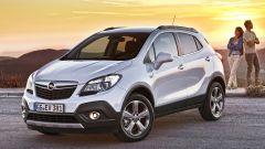 Opel Mokka, le nuove foto - Immagine: 11