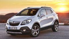 Opel Mokka, le nuove foto - Immagine: 2