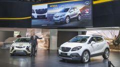 Opel Mokka, le nuove foto - Immagine: 1