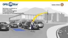 Opel OnStar, il telefono amico di chi guida - Immagine: 29
