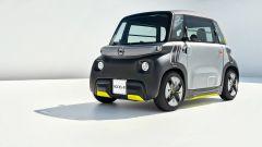 Opel Rocks-e: quadriciclo elettrico per giovani con patente AM