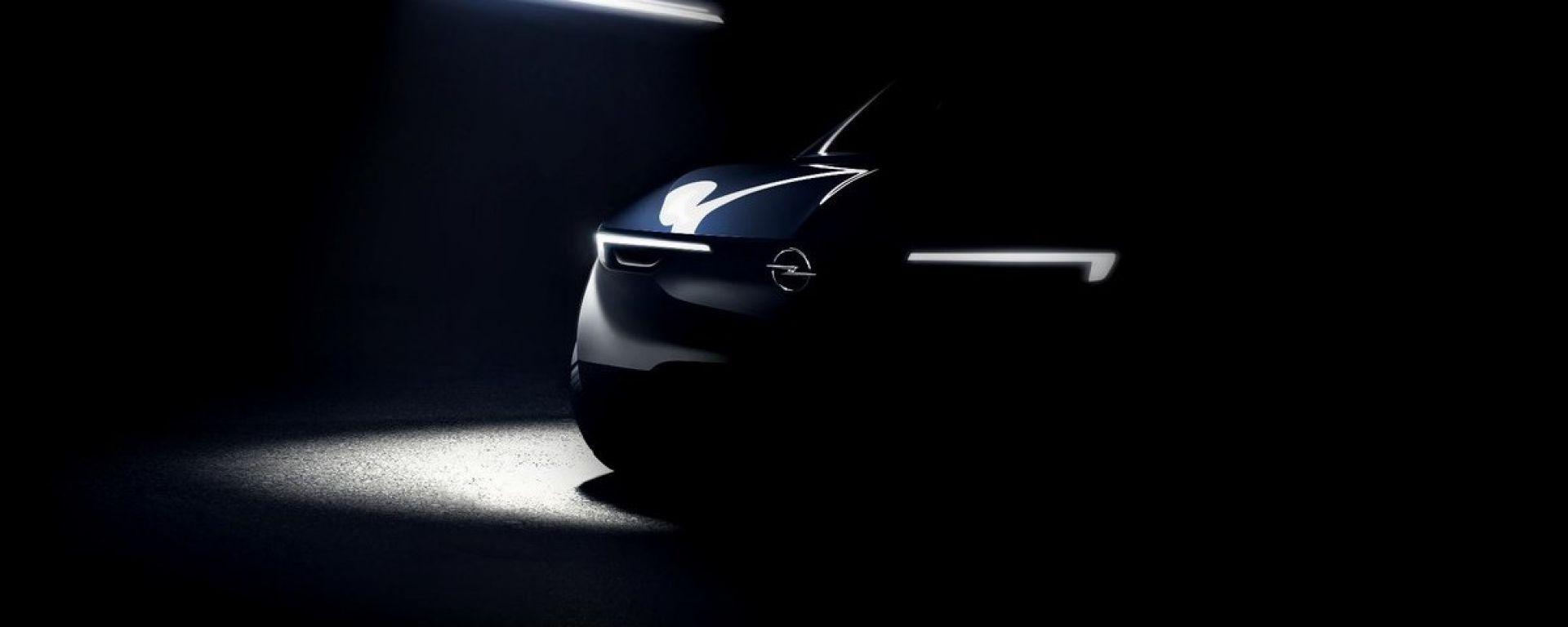 Opel SUV sette posti - Immagine teaser