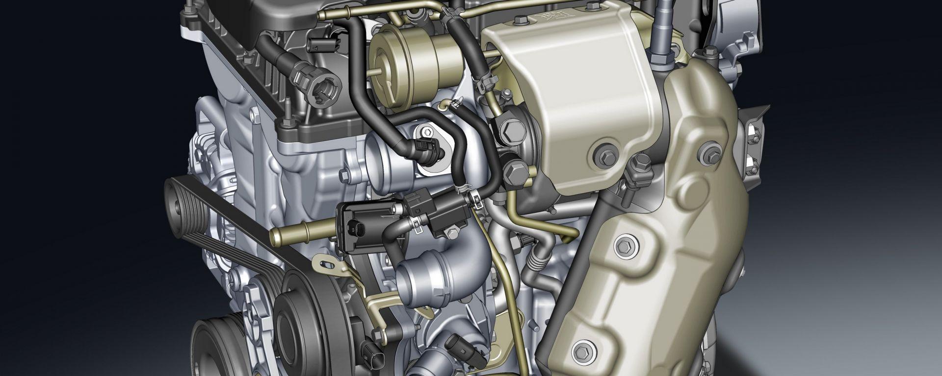 Opel: un 3 cilindri turbo per la Adam