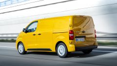 Opel Vivaro-e 3/4 posteriore