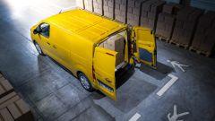 Opel Vivaro-e carico posteriore