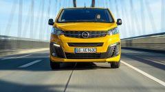 Opel Vivaro-e frontale