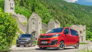 Opel Vivaro-e: van full-electric a zero emissioni
