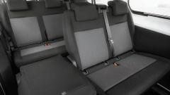 Opel Vivaro sedili