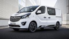 Opel Vivaro Sport, debutto all'IAA di Hannover 22-28 settembre