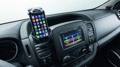Opel Vivaro Sport, il sistema di infotainment