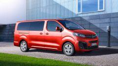 Opel Zafira-e Life: il 3/4 anteriore