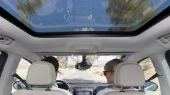 Opel Zafira: il tetto panoramico