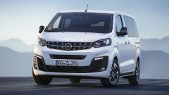 Nuova Opel Zafira Life 2019 da oggi ordinabile in tre taglie - Immagine: 3