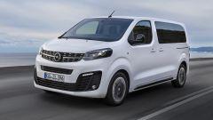 Nuova Opel Zafira Life 2019 da oggi ordinabile in tre taglie - Immagine: 4