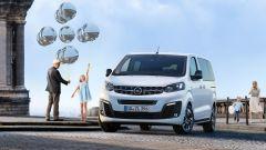 Nuova Opel Zafira Life