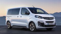 Nuova Opel Zafira Life 2019 da oggi ordinabile in tre taglie - Immagine: 10