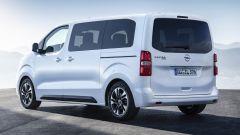 Nuova Opel Zafira Life 2019 da oggi ordinabile in tre taglie - Immagine: 11