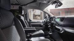 Opel Zafira Life by Crosscamp, gli interni